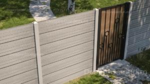 Gard model: K6 Timber Decking