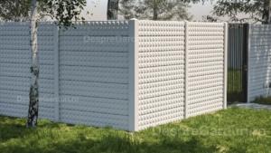 Gard model: K03A D-Fence