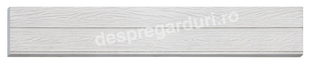 Panou gard beton K05 Light Wood